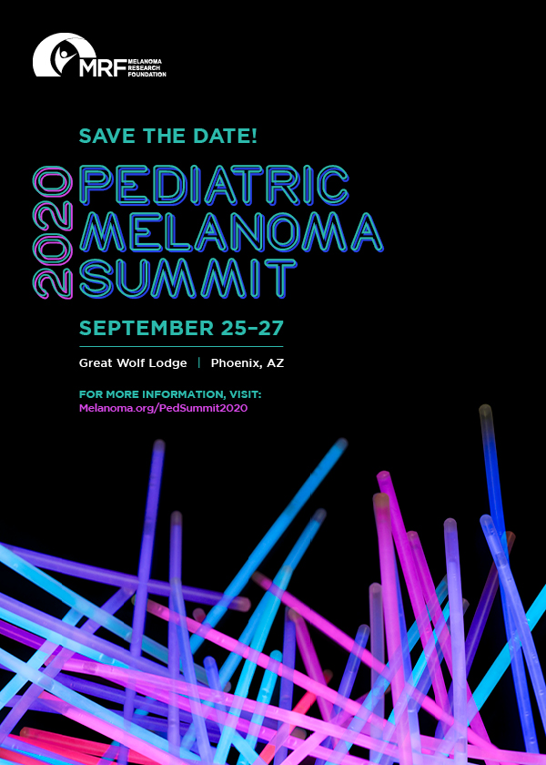 2020 Pediatric Melanoma Summit Save the Date.jpg